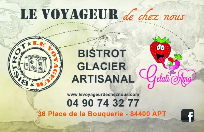 cartes de visite Voyageur 2017