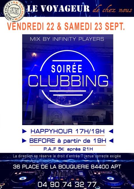 A4 Clubbing Part I