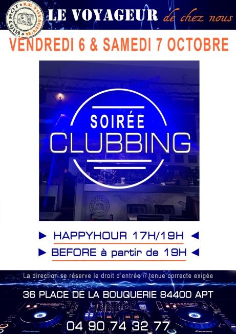 A4 clubbing part II