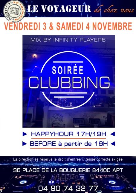 A4 Clubbing Part III