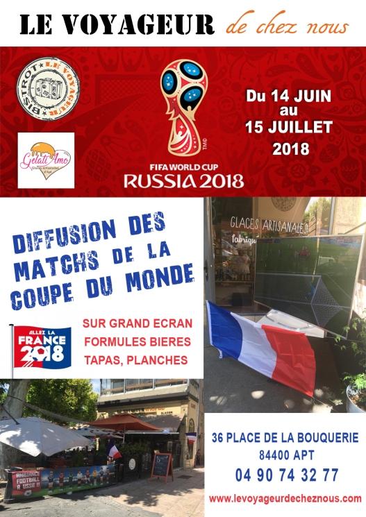affiche coupe du monde